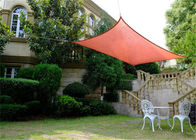 Breathable Colorful Triangle Sun Shades For Patios Sun Protection Available