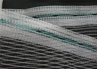 Plant Production UV Stabilised Anti Hail Net Used In Orchard Garden And Forest