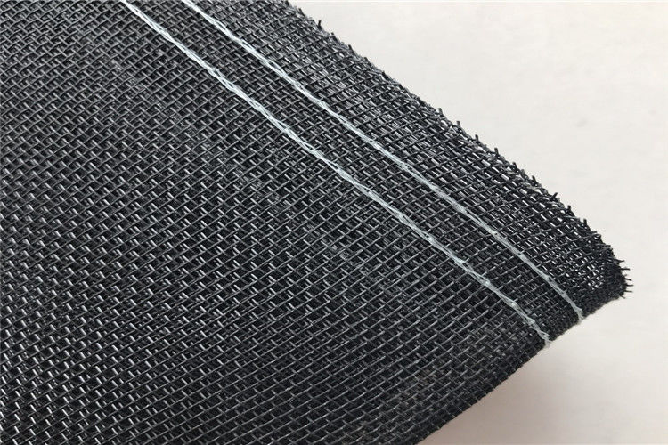 Greenhouse Use Plastic Insect Mesh , Virgin HDPE Insect Proof Netting